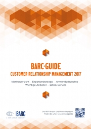 BARC Guide Customer Relationship Management 2017